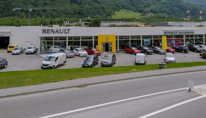 RENAULT SALLANCHES