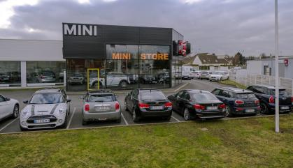 MINI STORE SAINT-MERRI BEAUVAIS