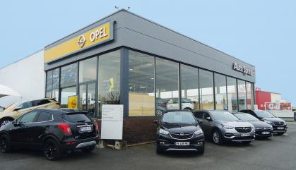 OPEL COMPIEGNE