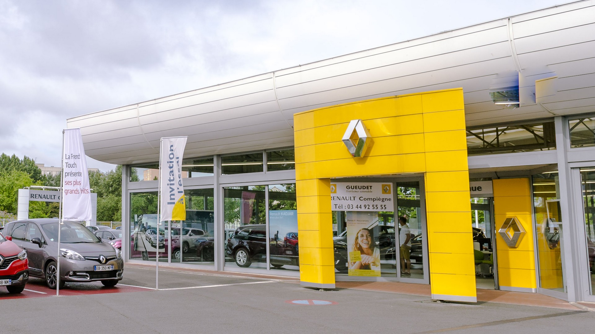 Concession renault compiegne vente de voiture neuve for Garage renault revision